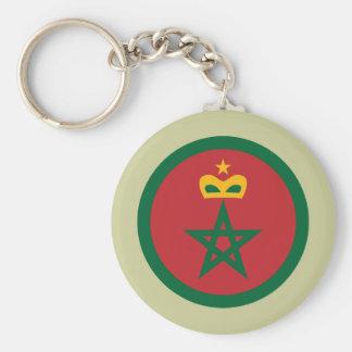 Royal Moroccan Air Force, Morocco Key Ring