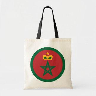 Royal Moroccan Air Force, Morocco Tote Bag