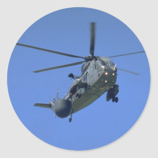 Royal Navy Sea King AEW helicopter Stickers