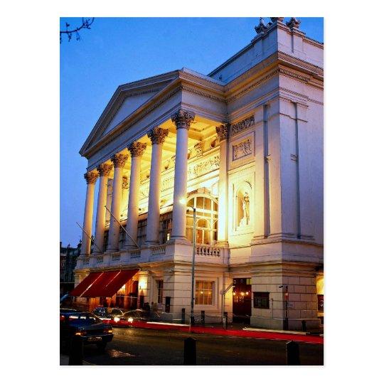 Royal opera house covent garden london england postcard for Royal opera house covent garden