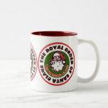 Royal Order of Santa Claus Two-Tone Mug