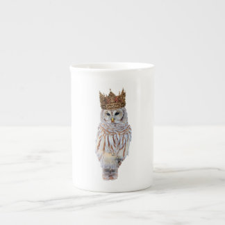 Royal Owl #1 Tea Cup