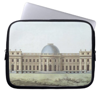Royal Palace at Laeken, View from the Park, from ' Laptop Sleeve