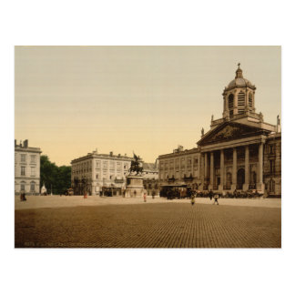 Royal Palace, Brussels, Belgium Postcard