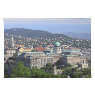 Royal Palace Of Buda Placemat