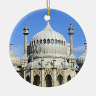 Royal Pavilion, Brighton, Sussex, England Christmas Ornament