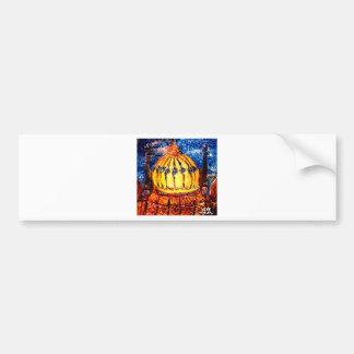 royal pavilion bumper sticker