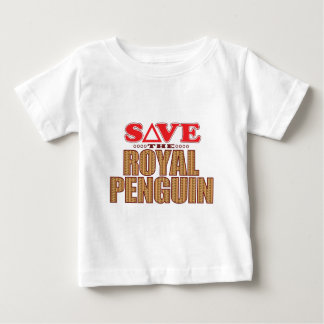 Royal Penguin Save Baby T-Shirt