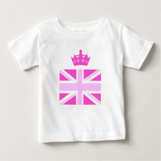 Royal Pink Baby T-Shirt