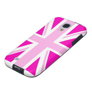 Royal Pink Galaxy S4 Case