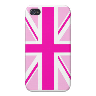Royal Pink iPhone 4/4S Covers