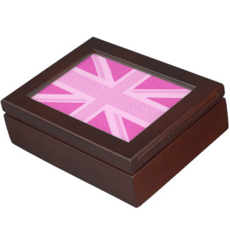 Royal Pink Keepsake Box