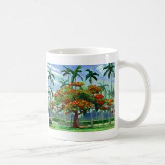 Royal Poinciana mug