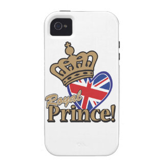 Royal Prince iPhone 4/4S Cover