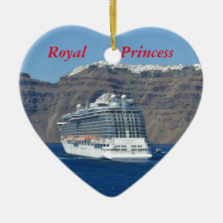 Royal Princess Christmas Ornament