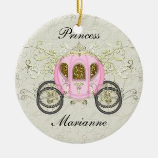 Royal Princess Party - SRF Christmas Ornament