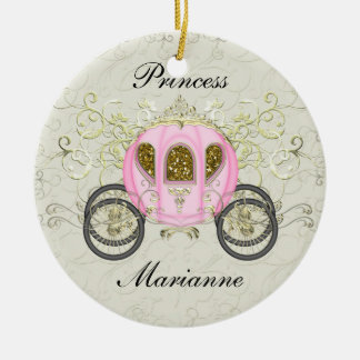 Royal Princess Party - SRF Christmas Ornament