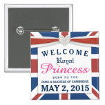 Royal Princess - William & Kate Welcome Baby Girl