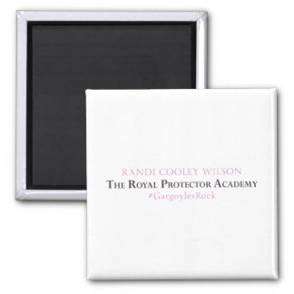 Royal Protector Academy - Author Magnet