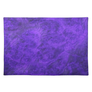 Royal Purple Placemats