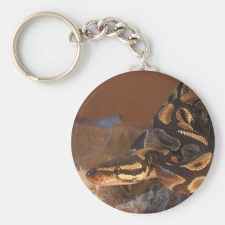 Royal Python Key Chain