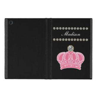 Royal Queen Monogram iPad Mini Cases