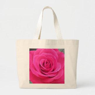 Royal Red Rose Large Tote Bag