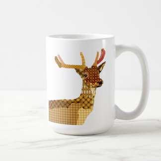 Royal Reindeer Mug