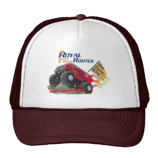 Royal Rooter Caps Hat