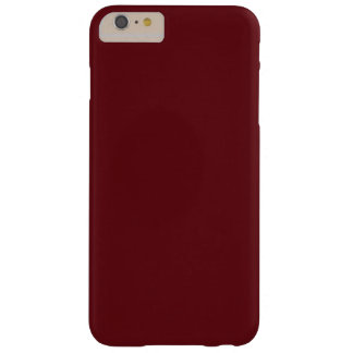Royal Rose Red in an English Country Garden Barely There iPhone 6 Plus Case