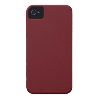 Royal Rose Red in an English Country Garden iPhone 4 Covers