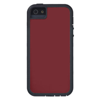 Royal Rose Red in an English Country Garden Case For The iPhone 5