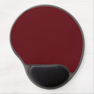 Royal Rose Red in an English Country Garden Gel Mouse Pad