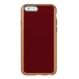 Royal Rose Red in an English Country Garden Incipio Feather® Shine iPhone 6 Case