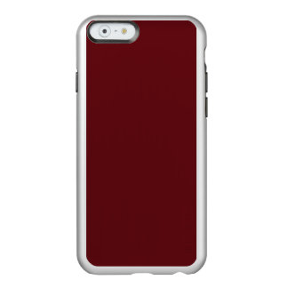 Royal Rose Red in an English Country Garden Incipio Feather® Shine iPhone 6 Case