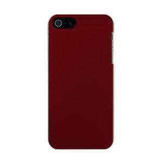 Royal Rose Red in an English Country Garden Incipio Feather® Shine iPhone 5 Case