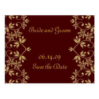 Royal Save The Date Postcards