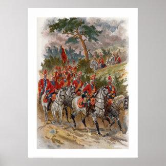 Royal Scots Greys Poster