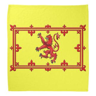 Royal Standard Of Scotland Head Kerchief