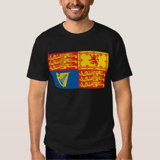 Royal Standard of The United Kingdom Tee Shirt