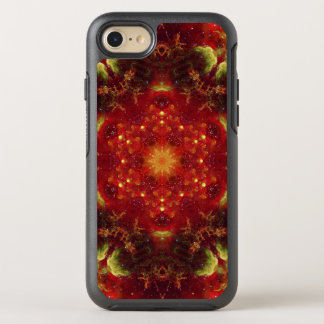 Royal Star Crest Mandala OtterBox Symmetry iPhone 7 Case