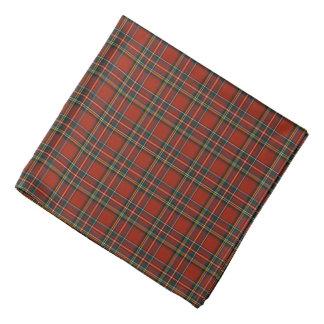 Royal Stewart Classic Red Tartan Bandannas