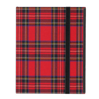 Royal Stewart iPad Cover
