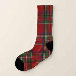 Royal Stewart Plaid Socks 1