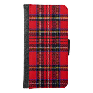 Royal Stewart Samsung Galaxy S6 Wallet Case