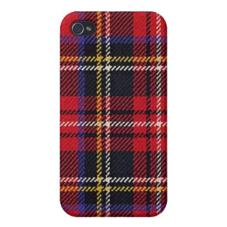 Royal Stewart Tartan Plaid iPhone Case Case For iPhone 4