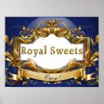 Royal Sweets-Royal Prince Sign