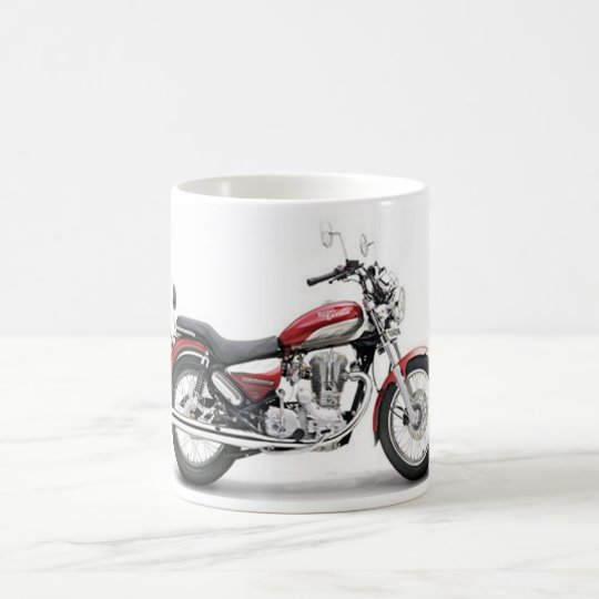 ROYAL THUNDERBIRD MOTORCYCLE MUG