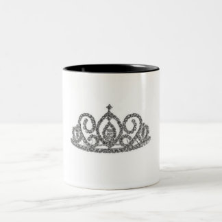 Royal Tiara Gifts Two-Tone Coffee Mug