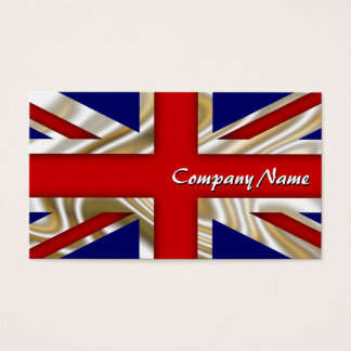 Royal Union Flag - Great Britain Business Card